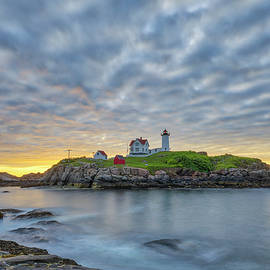 Nubble Lighthouse by Juergen Roth