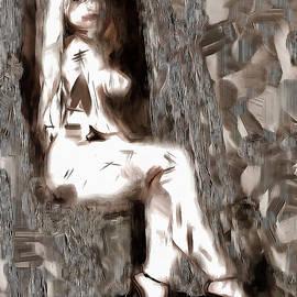 Nude Abstract by Mario Carini