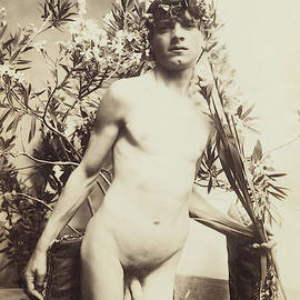 Guglielmo Pluschow - Nude Study-2