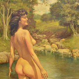 Feeling The Water by Italian Vintage Eros