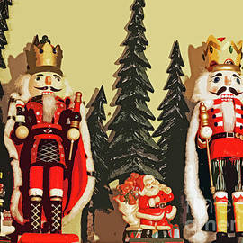 Nutcracker Fantasy by Karen Velsor