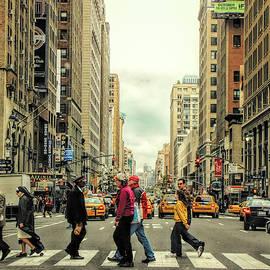 New York City Hustle by Susan Hope Finley
