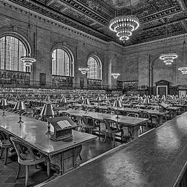 Nypl New York Public Library  by Susan Candelario