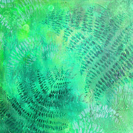 NZ Ferns by Jocelyn Friis