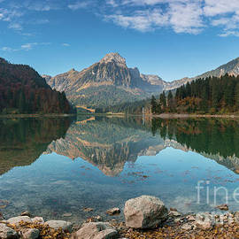 Obersee Reflections 2 by DiFigiano Photography