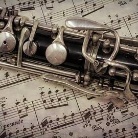 Oboe by Sandi Kroll
