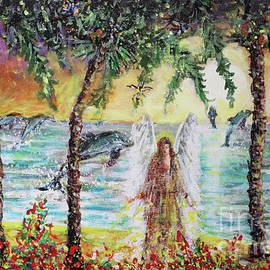 Ocean Angel by Dariusz Orszulik