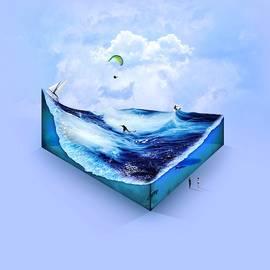 ArtMarketJapan - Ocean Box