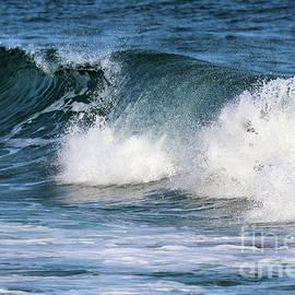 Ocean Claims Surfer by Sandra Huston