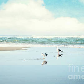 Ocean Reflections by Sylvia Cook