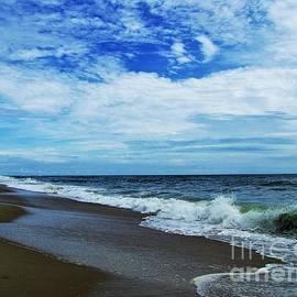 Ocean Waves Approaching