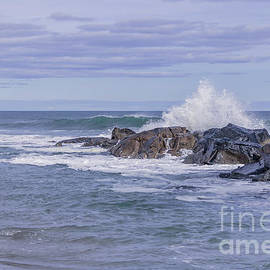 Ocean's energy by Claudia M Photography