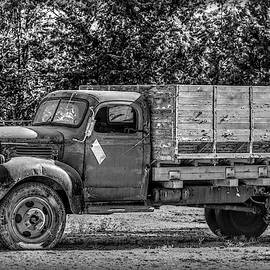Ol' Farm Truck by Debra Kewley
