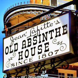 Old Absinthe House by Dominic Piperata