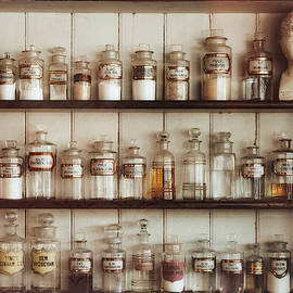 Old Apothecary by Dave Bowman