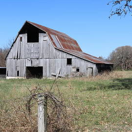 Old Barn in Missouri no 1 by Dwight Cook