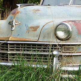 Old Chrysler by Ron Roberts