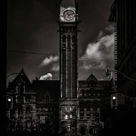 Old City Hall Toronto Canada No 5 by Brian Carson