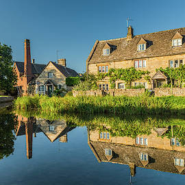 Old Mill, Lower Slaughter, Gloucestershire by David Ross