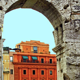 Old Rome, New Rome by Claudia O'Brien