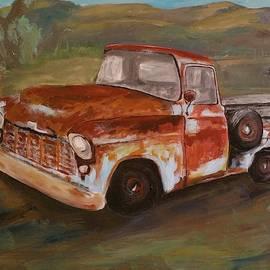 Old Rusty by Linda Watson