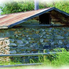 Old Stone House by Kae Cheatham