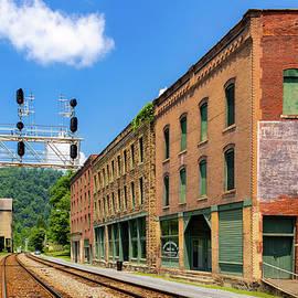 Old Thurmond West Virginia by Norma Brandsberg