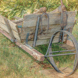 Old Time Gardening by Marcy Wielfaert