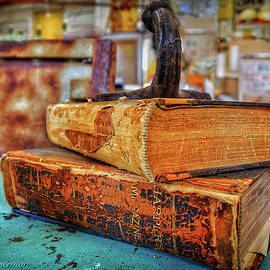 Old Tomes by Kathi Isserman