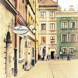 Old Town #23 Warsaw by Slawek Aniol