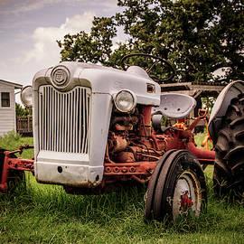Old Tractor  by Edward Garey