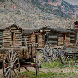 Old Trail Town by Lynn Sprowl