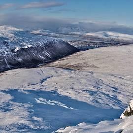 Power Of Mountains In Norway by Tamara Sushko