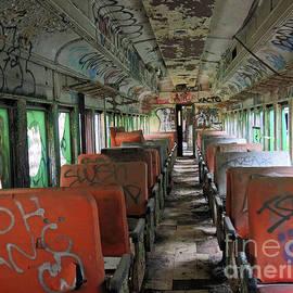 Steve Gass - Old Train Siding 28