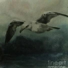 One Gull by James Bateman