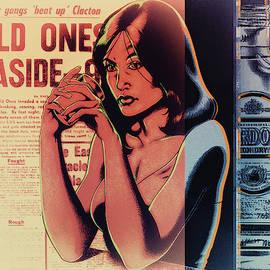 Ophelia 1976 by Udo Linke