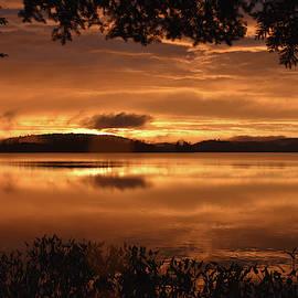 Opulent Sunset by Christine Dekkers