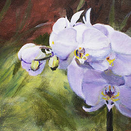 Orchids by Christopher Reid