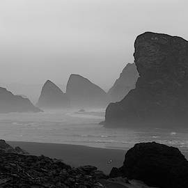 Mike Penney - Oregon Coast Fog 6
