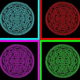 Oreo Redux Quad Colors by Rob Hans