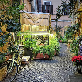 Osteria Roma - Jo Ann Tomaselli by Jo Ann Tomaselli