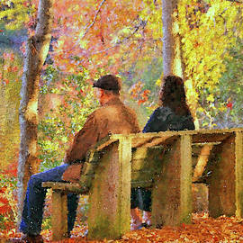 Autumn In Our Lives 2 by Ola Allen