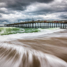 Dave Allen - Outer Banks NC North Carolina Beach Seascape Photography OBX