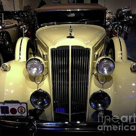 Packard 1934 Touring Coupe by The Art of Alice Terrill