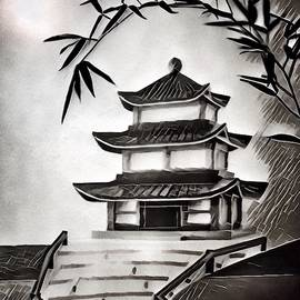 Pagoda by Mark Fuller