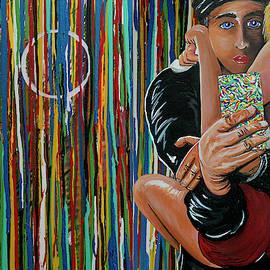 Passion Paint by Doug LaRue