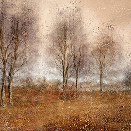 Painted Landscape by Svetlana Sewell