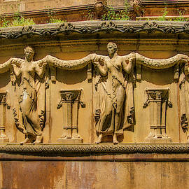 Palace Of Fine Arts Female Beautys  by Garry Gay