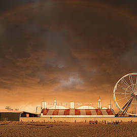 Palace Playland by Chad Tracy