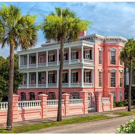 Palmer Ravenel House Charleston by George Moore